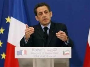 Саркози получил письмо с пулей и угрозой убийства
