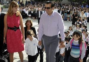 Саакашвили: Я дал бы право голоса детям трех-четырех лет