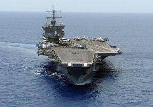В Персидский залив прибыл второй американский авианосец