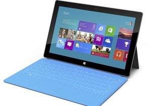 Microsoft представила собственный планшет