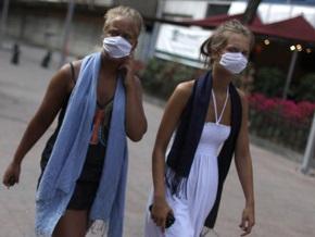 В России у четырех детей обнаружили вирус А/Н1N1
