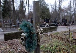 В Винницкой области задержаны трое мужчин, которые разрушили 18 могил