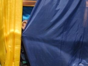 Завтра в Украине стартует избирательная кампания