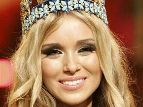 Мисс мира-2009 вручит приз победителю Евровидения