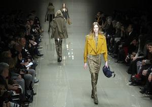 Burberry произвела фурор на закрытии London Fashion Week