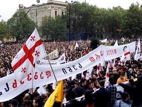 Сегодня Грузия отмечает годовщину Революции роз