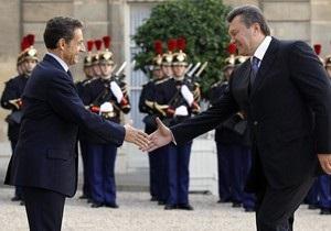 Представитель Украины при ООН: Янукович не собирался встречаться с Саркози