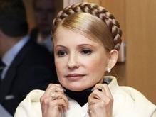 У Тимошенко не получается вылететь в Одессу