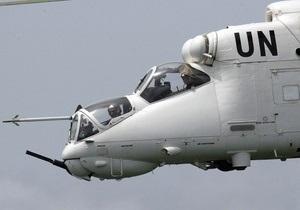 Украинские летчики в Кот-д Ивуаре написали обращение к Януковичу