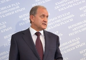 Могилев попытался говорить на крымскотатарском языке