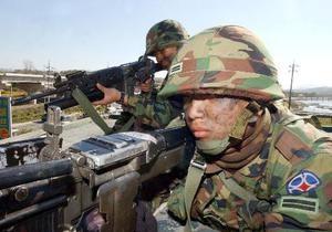 Хакеры похитили у южнокорейских военных секретную информацию