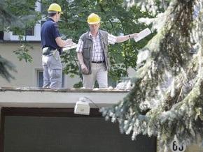 В берлинской церкви обрушилась стена: погибли два человека