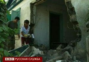 Крымск: две недели после трагедии