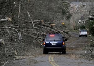 В США растет число жертв торнадо