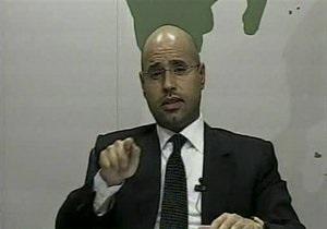 Сын Каддафи: Ливия не боится авиаударов, предусмотренных резолюцией ООН