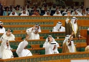 Правительство Кувейта объявило о своей отставке
