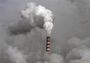 В Донецкой области за девять месяцев выбросы вредных веществ выросли на 13%