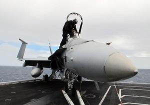 Близ острова Хоккайдо разбился американский истребитель