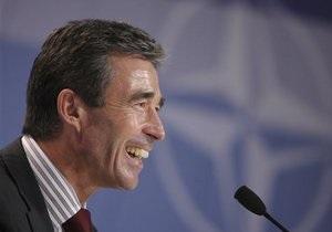 Генсек НАТО заявил, что покупка Россией Mistral не касается Альянса