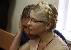 Voice of America: Юлия Тимошенко. Увядшая украинская Эвита?