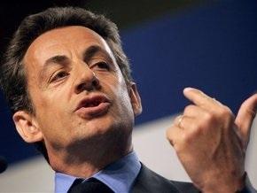 Саркози: Кризис поможет развивающимся странам побороть нищету