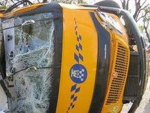 3 человека погибли и 15 травмированы в результате столкновения маршрутки с авто
