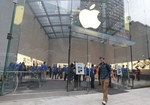 В Японии было украдено более 200 iPhone 5 в первый день продаж