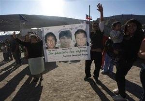 Подземная драма в Чили: Шахтеров, заблокированных на глубине 700 метров, смогут освободит только к Рождеству