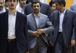 Ахмадинеджад открыл автозавод
