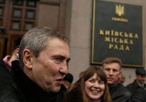ЗН: Правительство нашло способ избавиться от Черновецкого
