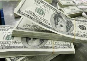 Украина расплатилась по долгам в размере более чем $600 млн, взятым в прошлом году