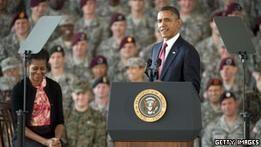 США спускают флаг над Багдадом в знак вывода войск