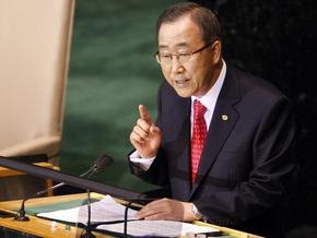 Генсек ООН призывает Большую двадцатку выделить $1 трлн на спасение бедных стран