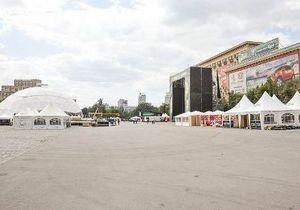 Руководители оборонных заводов в Харькове заявили о безосновательности пикета фан-зоны Евро-2012 рабочими