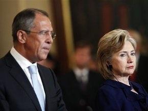 Несостоявшуюся в Москве встречу Лаврова и Клинтон перенесли в Таиланд