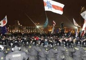 Во время митингов в Минске пострадали журналисты