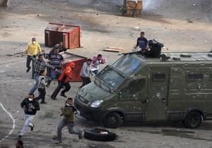 За время массовых беспорядков в Египте из тюрем бежали почти 20 тысяч заключенных