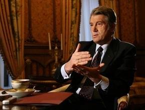 Ющенко заявил, что судьи и нардепы могут лишиться специальных пенсий