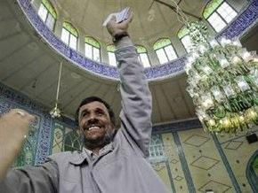 Ахмадинеджад продолжит развивать ядерную программу