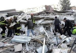 Италию потрясли мощные афтершоки. Число жертв землетрясения возросло до 15 человек
