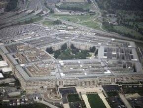 Неизвестный попытался прорваться в здание Пентагона