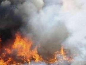 В Риме горит тысяча автомобилей