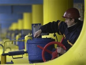 Украина закупила в этом году 15 млрд куб. м российского газа