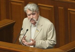 СМИ: Левко Лукьяненко попал в ДТП