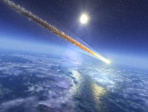 Ученые: Давняя метеоритная бомбардировка создала на Земле условия для жизни
