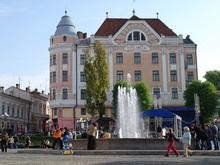 В Черновцах загорелось общежитие медуниверситета