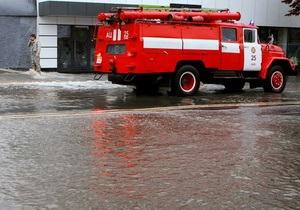 Паводок - погода - наводнение - Каневская ГЭС - затопление - потоп - Сброс воды Каневской ГЭС: затоплены несколько десятков домов