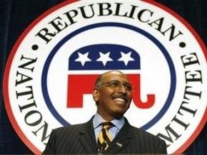 Республиканцы впервые избрали председателем афроамериканца