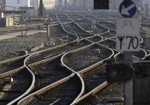 В Риме два поезда столкнулись на подходе к вокзалу
