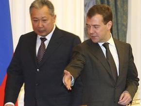 Американские войска покинут базу в Кыргызстане в течение 180 дней